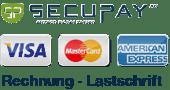 secupay Rechnung Lastschrift Kreditkarte