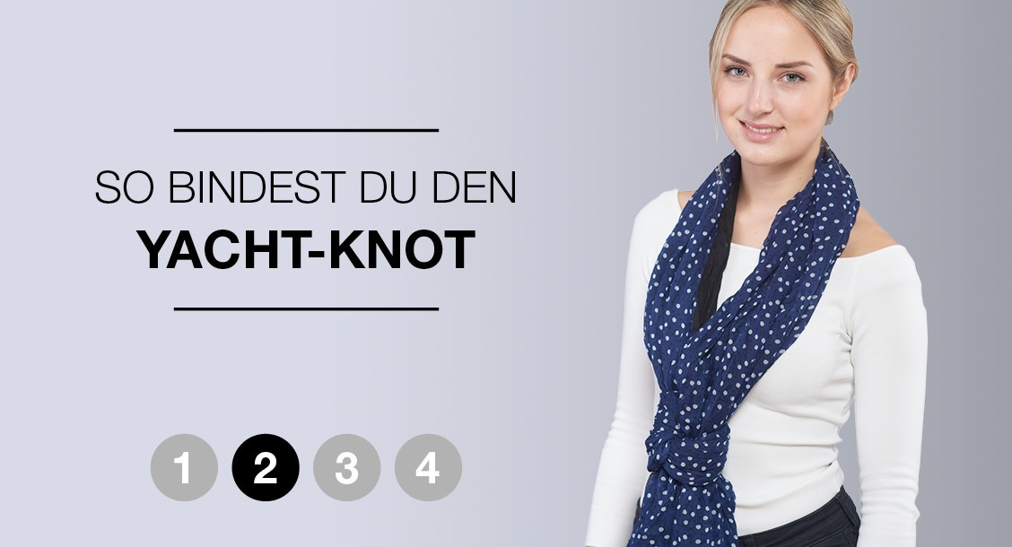 So bindest du den Yacht-Knot